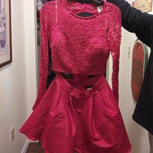 Dresses & Skirts - Size 7/8 2 piece prom dress